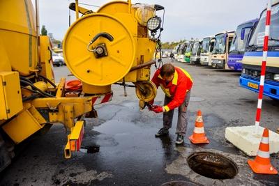 Прочистка канализации Днепр